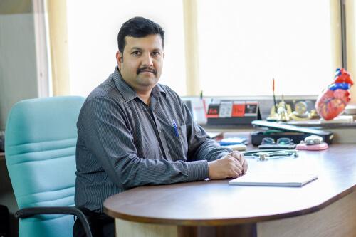 Dr. K Sakthivel