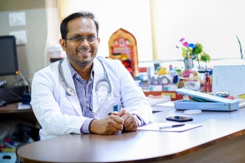 Dr. Krishna Shetty A