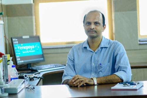 Dr. Mithun H. K