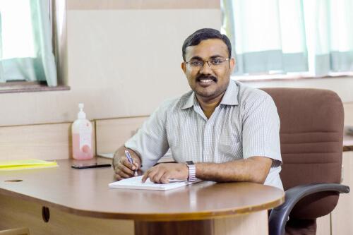 Dr. Mohandas B. S