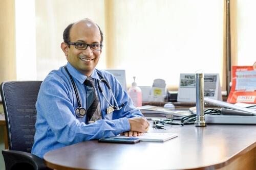 Dr. Santhosh Pai