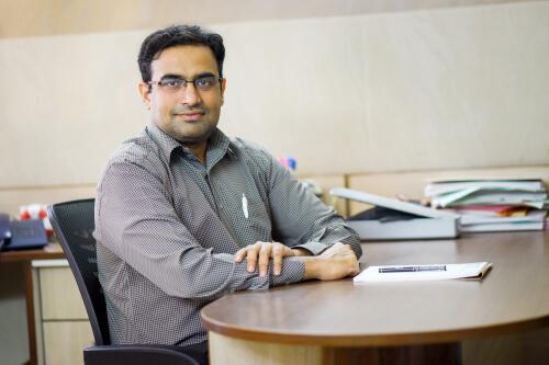Dr. Syed Fazal Mahmood