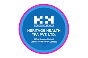 Hertiage Health logo