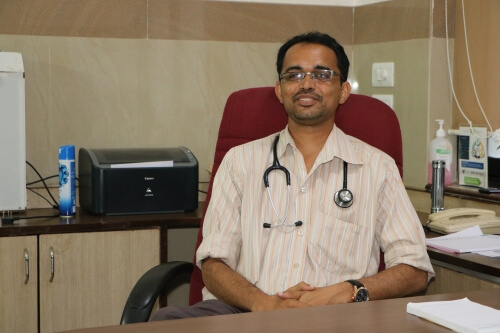 Dr. Guruprasad Bhat