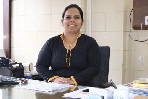 Dr. Priya B. Naik