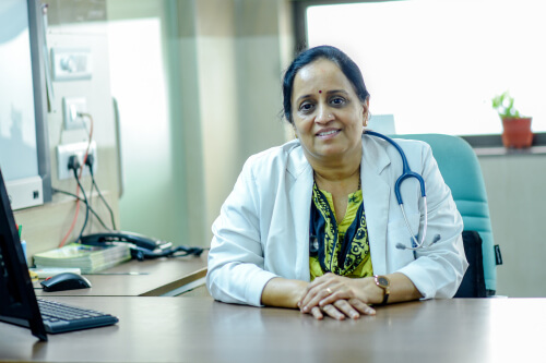 Dr. Savitha P. Shetty
