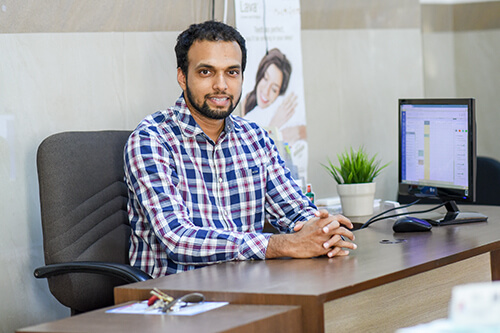 Dr. Mohammed Farhaan Sheikh