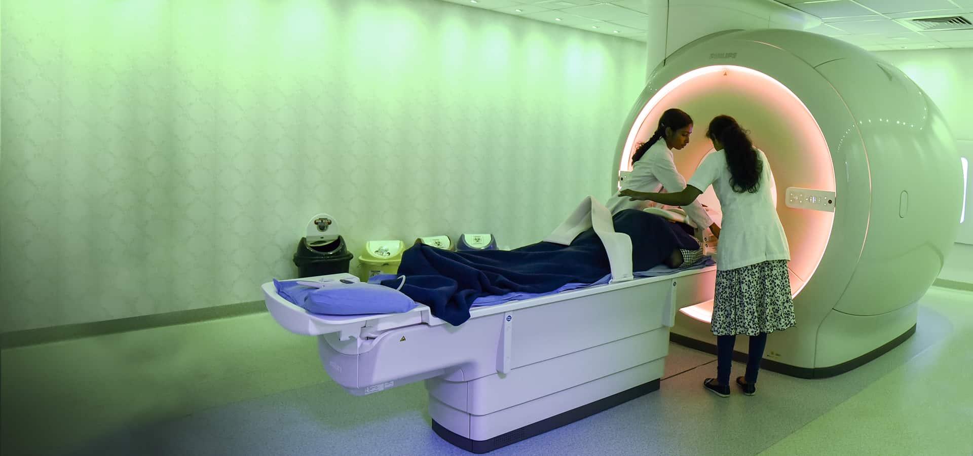 Home Slide MRI