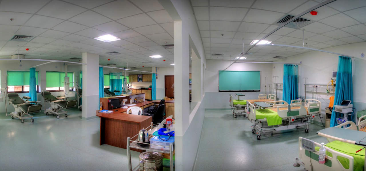 Home Intensive Care Unit