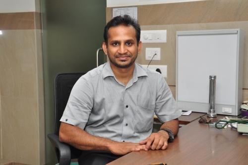 Dr. Deekshith R M