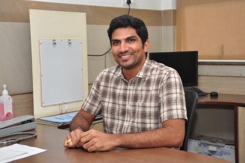 Dr. Ashok Pandit