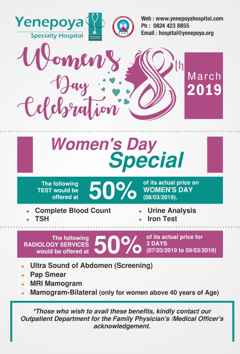 Womens Day 2019