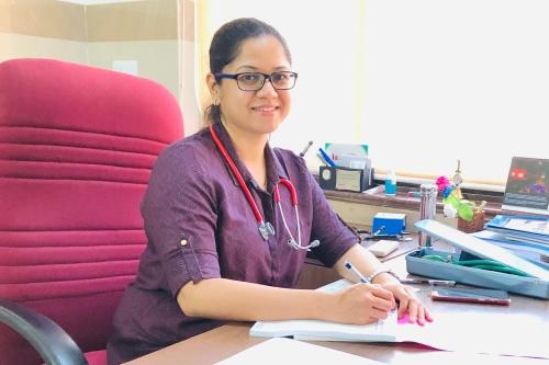 Dr. Diksha Shirodkar