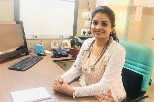 Dr. Monisha Naik V