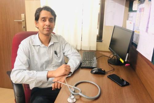 Dr. Devi Prasad S