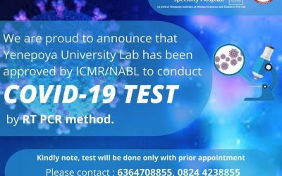 ICMR approval for COVID-19 Test