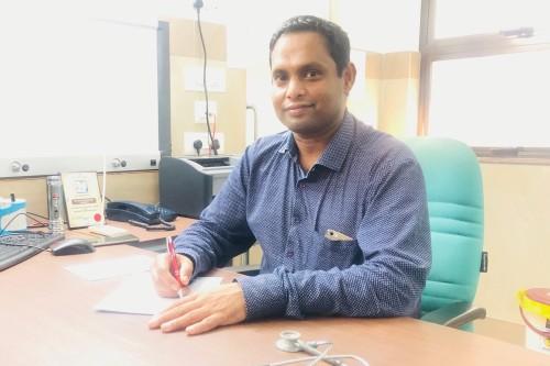 Dr. Rajesh Krishna