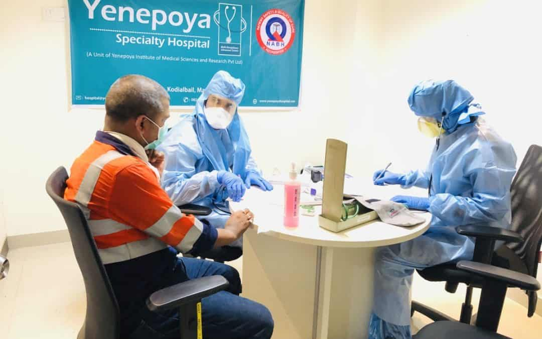 Health Screening for the Corporate Clients