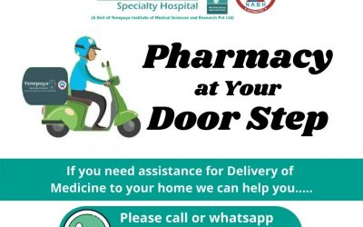 Pharmacy at Your Door Step