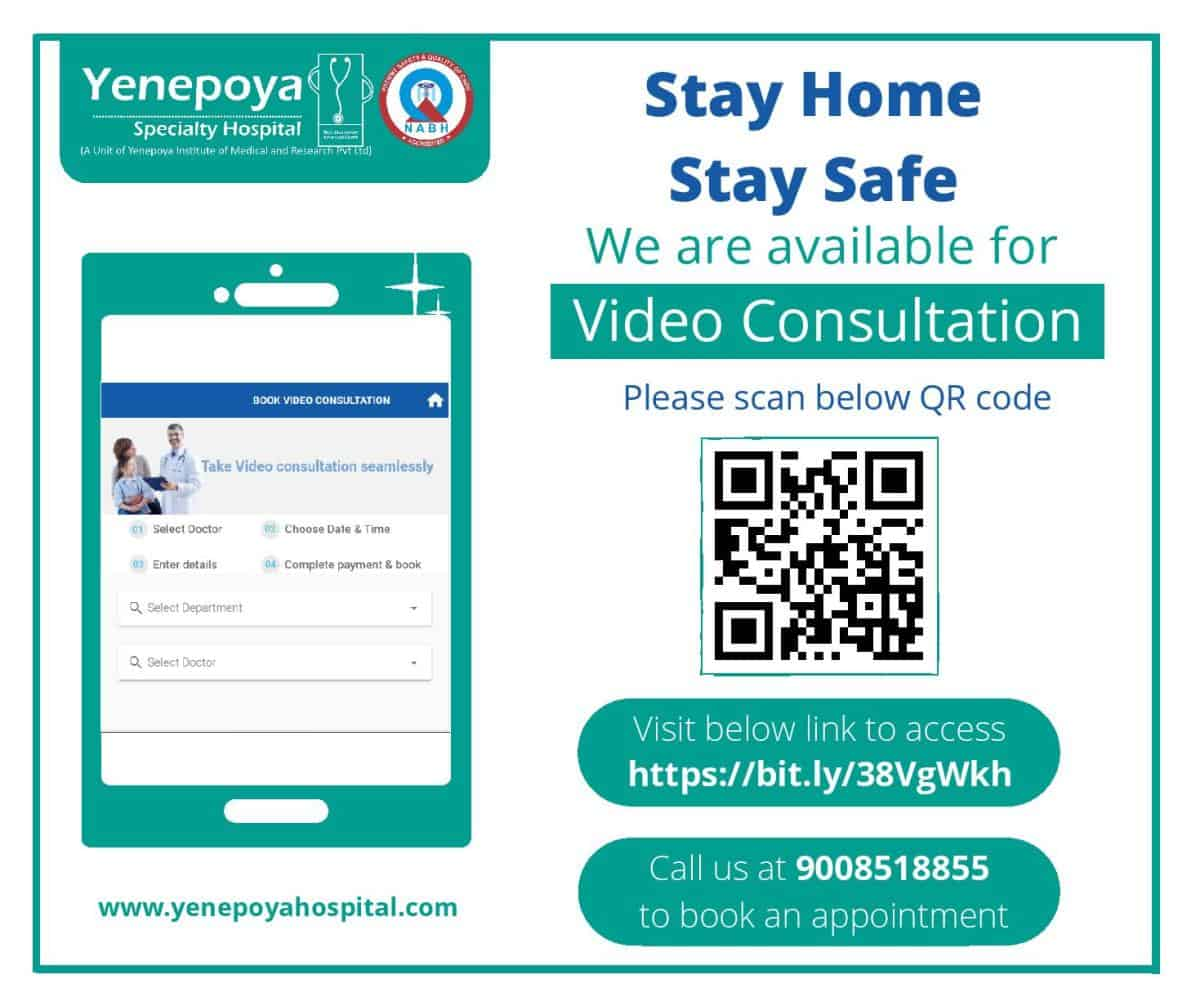 Online Doctor Video Consultation to ensure your safety